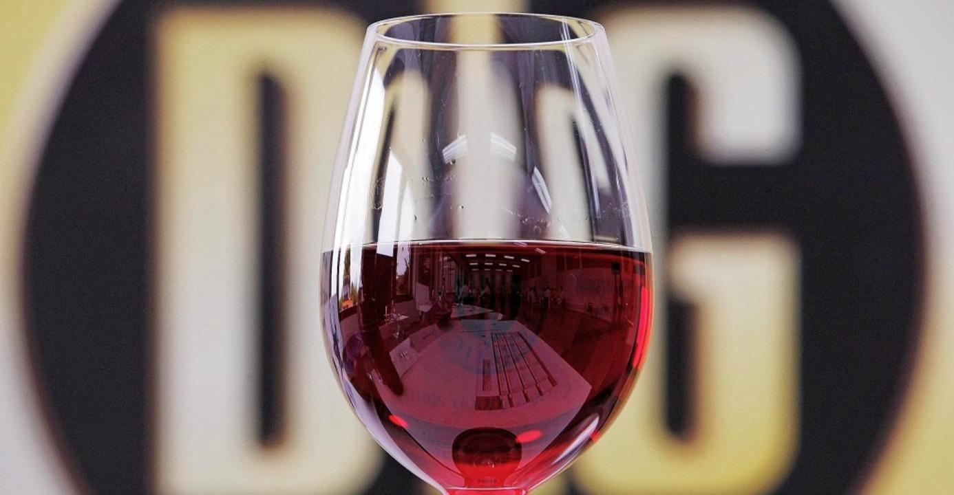 Jeweils ein Rotwein der Winzergenossen... einen Goldenen Preis extra erhalten.   | Foto: Fredrik von Erichsen
