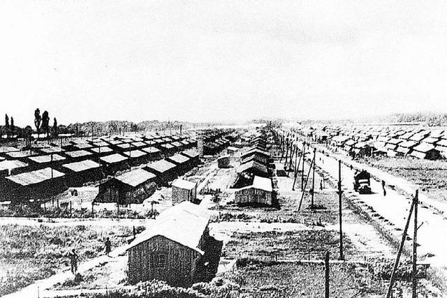 Fast 360 jüdische Freiburgerinnen und Freiburger wurden nach Gurs deportiert