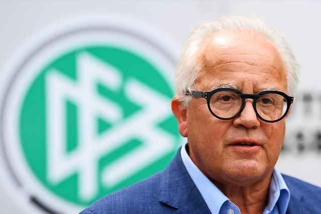 Stellt Fritz Keller beim DFB die Vertrauensfrage?