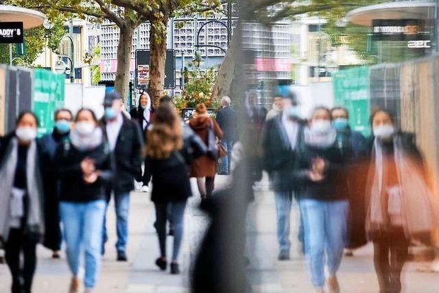 Neun Städte und Kreise können Infektionsschutz nicht mehr vollständig leisten