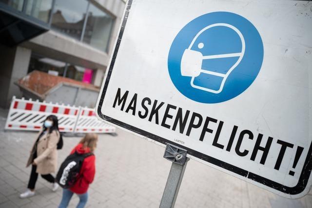 In der gesamten Freiburger Altstadt besteht ab sofort Maskenpflicht