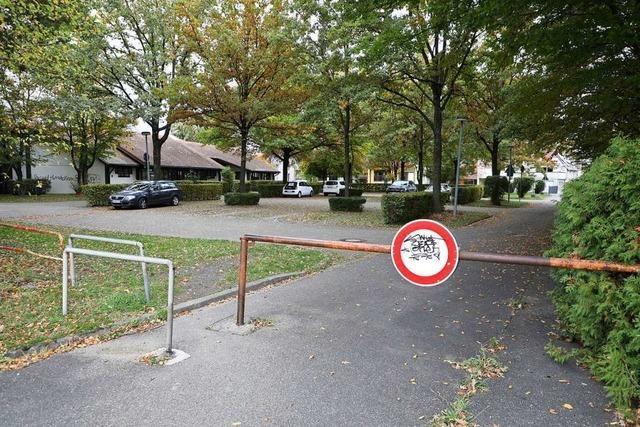 Der Ortschaftsrat Kippenheimweiler will die Halbschranken behalten