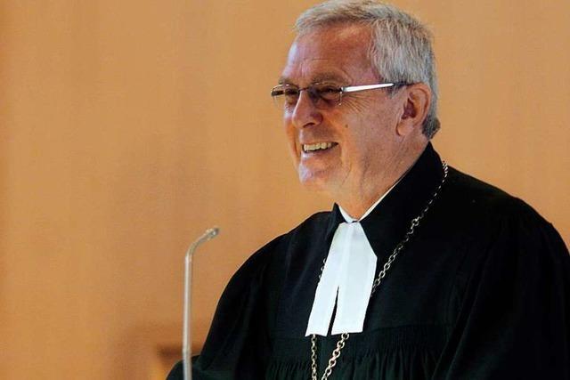 Der frühere badische Landesbischof Ulrich Fischer ist tot