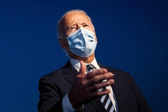 Wie Joe Biden versucht, alle Flügel der Demokraten zu bedienen