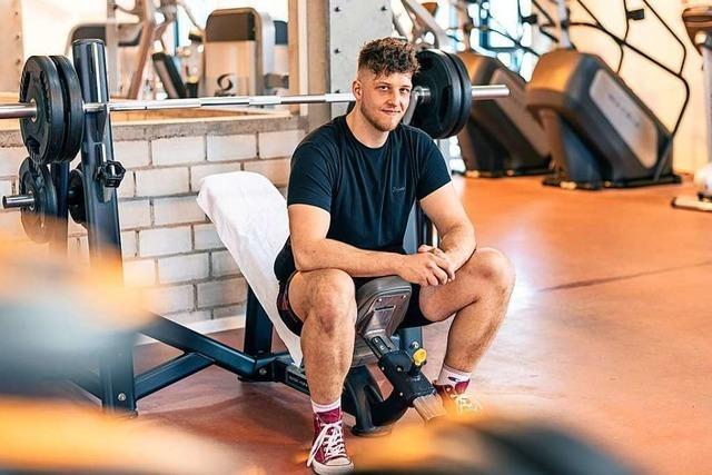 Erfolgsstory: So schaffte es Marius vom 180-Kilo-Mann zum Fitnesstrainer