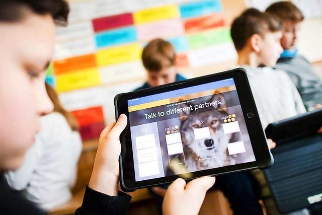 Digitale Ausstattung für Laufenburger Schule kommt voran