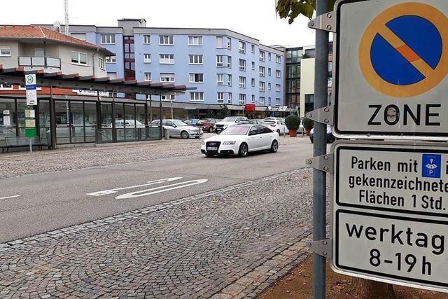 Das Thema Fußgängerzone spaltet Weil am Rhein