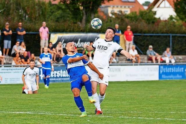 Der Aufsteiger SV Niederschopfheim sorgt für Augenreiben