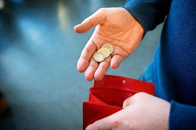 81-Jähriger Freiburger beim Geldwechseln abgezockt
