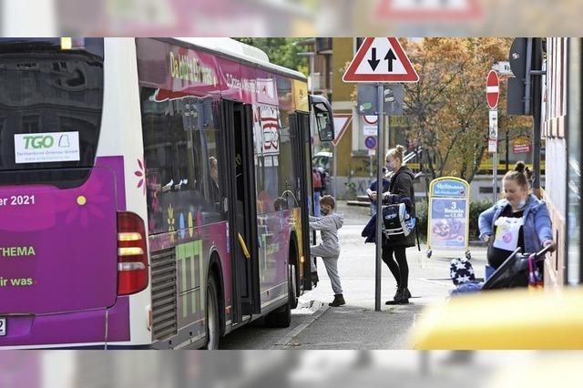 Zusätzliche Busse für Schüler kommen