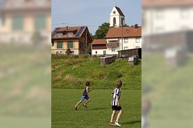 Bolzplatz soll zum Sportpark werden