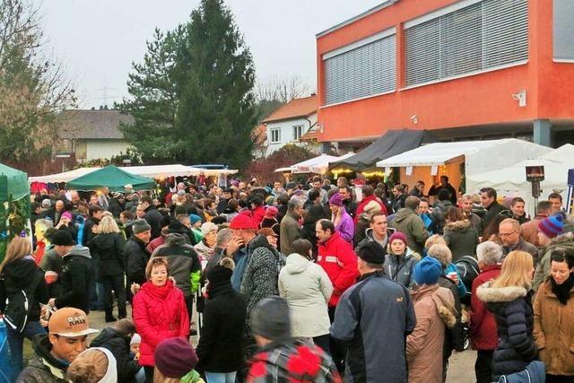 Kein Weihnachtsmarkt in Niederhof – wegen Corona