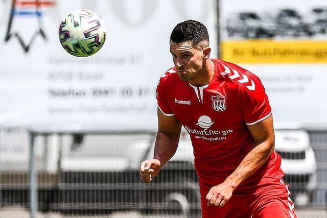 Holt der FV Lörrach-Brombach seinen ersten Auswärtssieg?