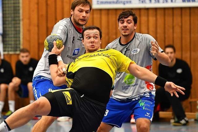 Zwischen Comeback und Corona-Absage – was geht im Breisgauer Handball?