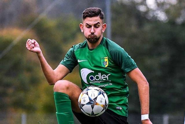 Romano Males will mit dem SV Herten in die Landesliga