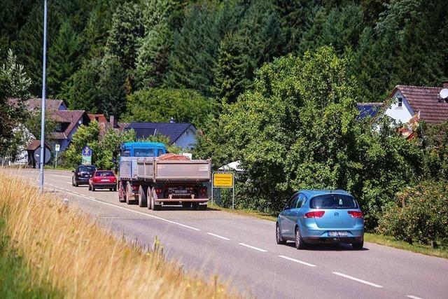 Das Land will für den Radweg bei Ettenheimmünster plötzlich nicht mehr voll zahlen