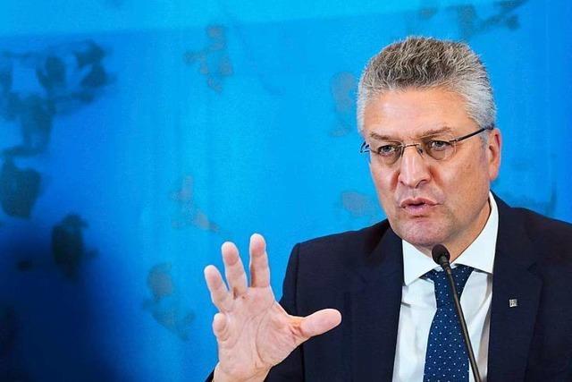 RKI-Chef Wieler: Lage ist sehr ernst