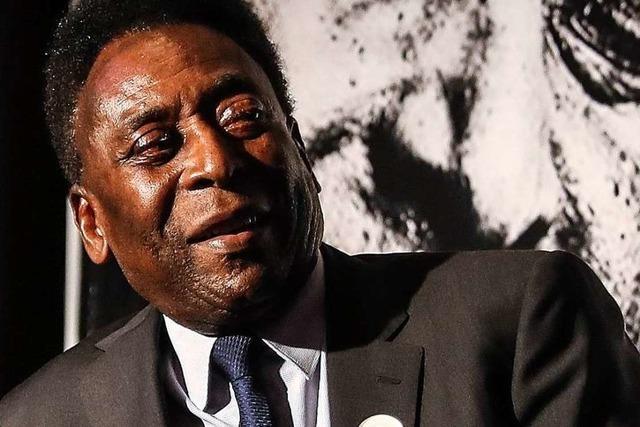 O Rei: Brasilien Ikone Pelé wird 80