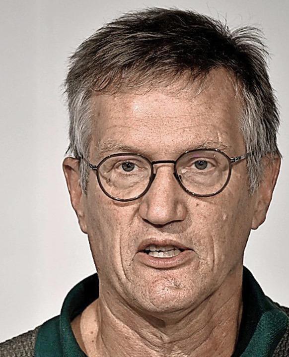 Der schwedische Staatsepidemiologe Anders Tegnell    Foto: HENRIK MONTGOMERY (AFP)