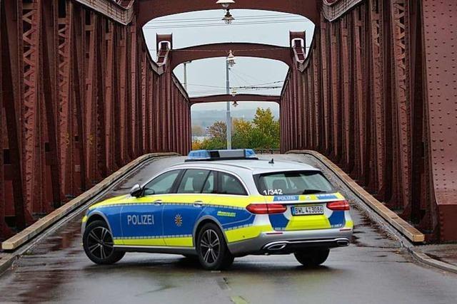 Verdächtige Tasche am Weiler Bahnhof gefunden – Friedensbrücke gesperrt