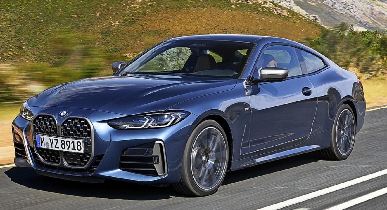 Hoch statt breit:  Große Nieren prägen die Frontpartie.    Foto: BMW