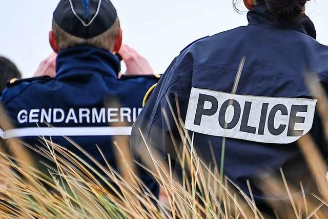 Italiener bei Straßburg wegen 160 sexueller Übergriffe in Deutschland verhaftet