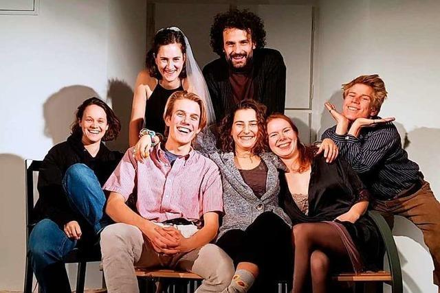 Studierende machen Theater: Stagefried gibt es seit 7 Jahren