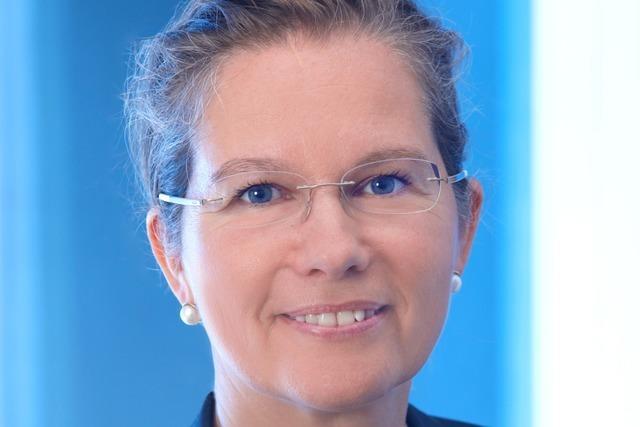 Rheinfeldens Bürgermeisterin will Armin Schuster im Bundestag beerben