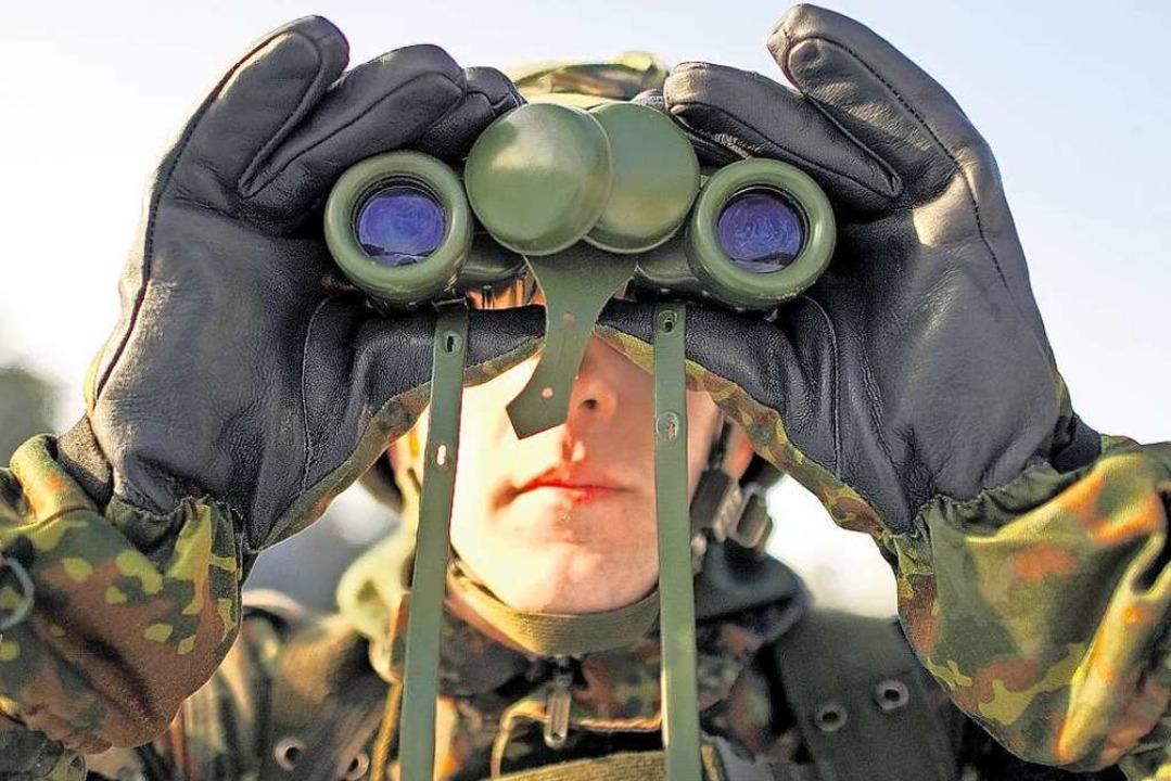 Die Bundeswehr plant, den Übungsstandort Donaueschingen zu erweitern.  | Foto: dpa