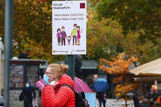 Lörrachs Oberbürgermeister Jörg Lutz warnt vor zweitem Lockdown