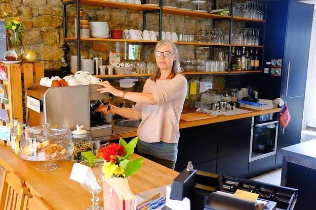 Versteckte Café-Perle in Bamlach: Wo es Kunst und Kaffee gibt