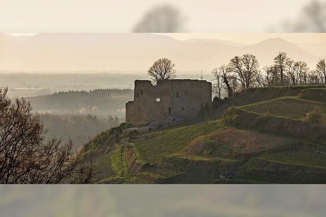 Die Burgruine Lichteneck öffnet am Sonntag für Besucher