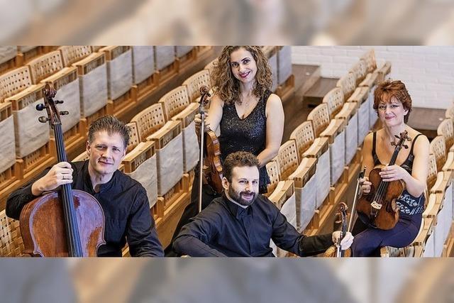 Basler Kammermusik mit Gringolts Quartett im Stadtcasino Basel