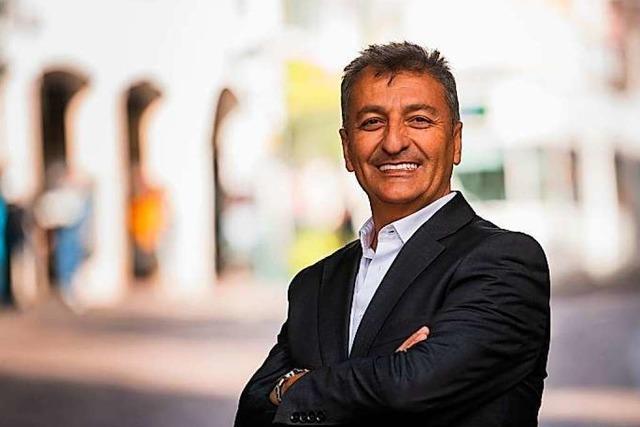 Ibrahim Sarialtin will für die Freiburger Grünen in den Bundestag