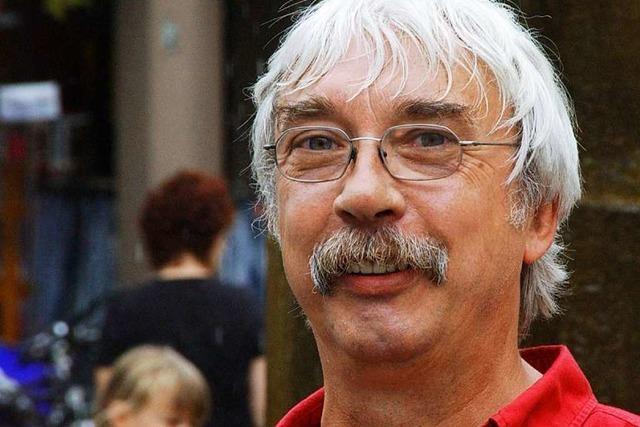 Sein Herz schlug links: Trauer um Ex-Stadtrat Ulf Fiedler