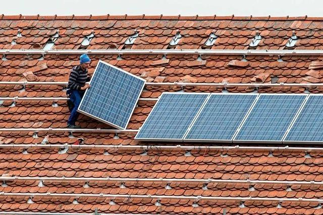 Ehrenkirchen startet eine Photovoltaik-Kampagne