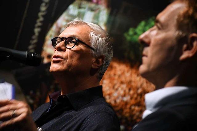 Geschäftsführer Markus Muffler verlässt den Burghof in Lörrach