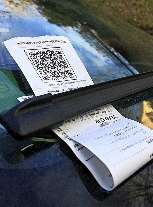 Falschparker – aber nicht nur sie – werden mehr kontrolliert.  | Foto: Mark Alexander