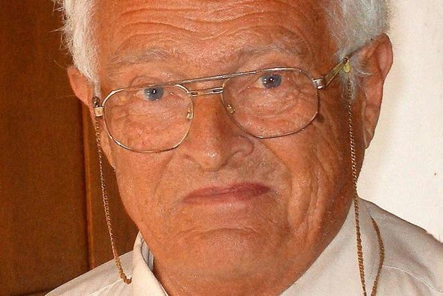 Carl-Helbing-Schule trauert um Hermann Dowald