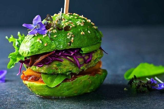 Ein Veggie-Burger darf weiter Veggie-Burger heißen