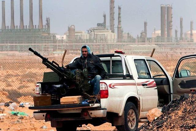 Waffenstillstand für Libyen beschlossen