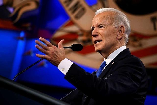 Joe Biden wirkt fragil – und ist doch der richtige Mann zur richtigen Zeit