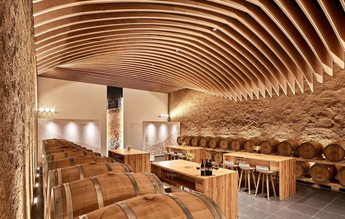 In ansprechender Umgebung genießen: das Oberkircher Vinotorium.  | Foto: WG Oberkirch
