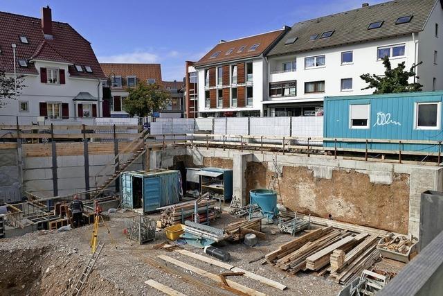 Kirchzarten: Wohnraum mittendrin