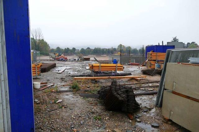 Ohne Kontrolle wurde in Rheinfelden zu viel Erdmaterial entsorgt