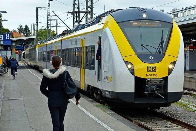 Freiburger Gemeinderäte kritisieren Zustände auf der Breisgau-S-Bahn