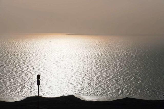 Ist das Tote Meer wirklich tot?