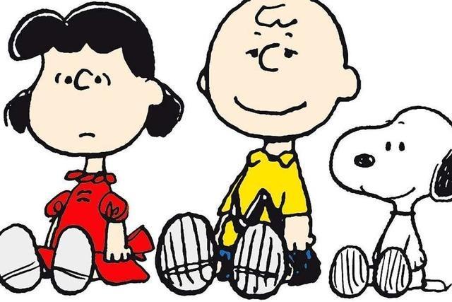 Die kleinen Leute: Die Peanuts werden 60
