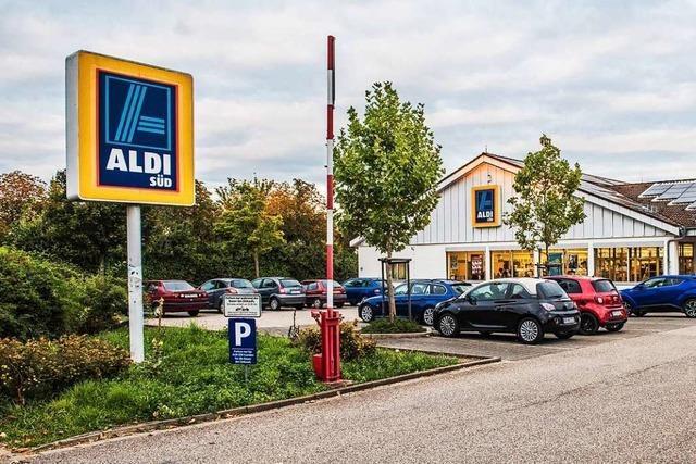 Gemeinderat Neuenburg gibt Okay für Erweiterung des Aldi-Markts