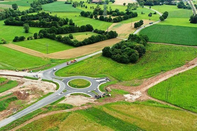 Steinens Bürgermeister fordert zeitnahen Ausbau der Verkehrsinfrastruktur